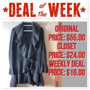 WEEKLY DEAL💰Women's Style&Co oversized sweater